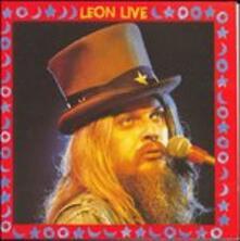 Leon Live - CD Audio di Leon Russell