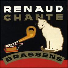 Renaud Chante Brassens - CD Audio di Renaud