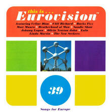 This Is... Eurovision - CD Audio