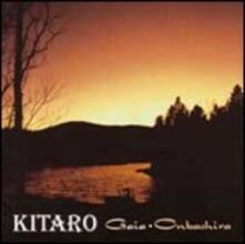 Gaia-Onbashira - CD Audio di Kitaro