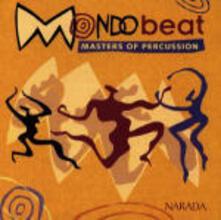 Mondo Beat Master Percussion - CD Audio
