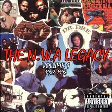 The Legacy Volume 1 1988-1998 - CD Audio di NWA