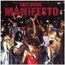Manifesto - CD Audio di Roxy Music