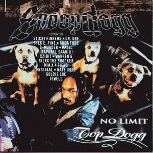 Foto Cover di Top Dog, CD di Snoop Dogg, prodotto da Priority