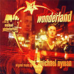 Cover CD Colonna sonora Wonderland