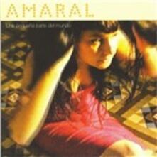 Una Pequeña Parte del Mundo - CD Audio di Amaral