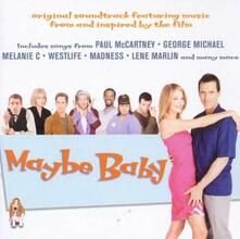 Maybe Baby (Colonna Sonora) - CD Audio