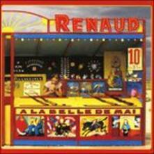 A La Belle De Mai - CD Audio di Renaud