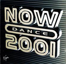 Now Dance 2001 - CD Audio