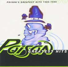 Poison's Greatest Hits 1986-1996 - CD Audio di Poison