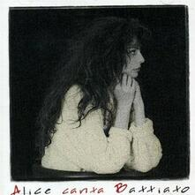 Alice canta Battiato - CD Audio di Alice