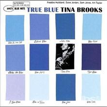 True Blue - CD Audio di Tina Brooks