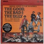 Cover della colonna sonora del film Il buono, il brutto,  il cattivov