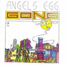 CD Angel's Egg Gong