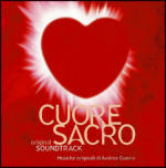 Cover CD Colonna sonora Cuore sacro