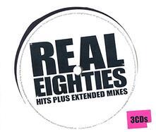 Real 80's - CD Audio
