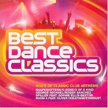 Best Dance Classics - CD Audio