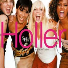 Holler (Contiene Video) - CD Audio di Spice Girls
