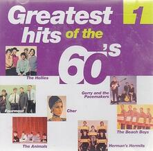 Greatest Hits of the 60's - CD Audio