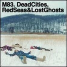 Dead Cities Red - Vinile LP + CD Audio di M83