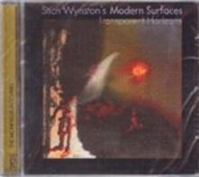 Transparent Horizons - CD Audio di Stich Wyston