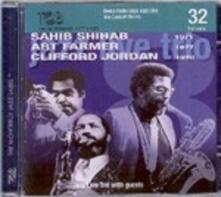 Radio Days vol.32 - CD Audio di Art Farmer,Clifford Jordan,Sahib Shihab