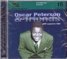 Jatp Lausanne 1953 - CD Audio di Oscar Peterson