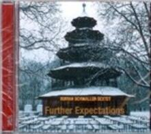 Further Expectations - CD Audio di Roman Schwaller