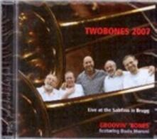Groovin' Bones - CD Audio di Twobones