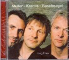 Long Lines - CD Audio di Gregor Müller,Herbert Kramis,Pius Baschnagel
