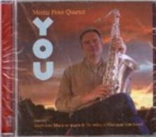 You - CD Audio di Moritz Peter