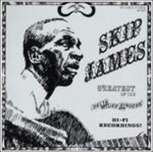 Greatest of The Delta Blues Singers (Limited Edition Picture Disc) - Vinile LP di Skip James