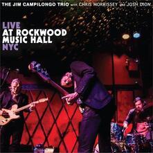 Live at Rockwood Music Hall NYC - Vinile LP di Jim Campilongo