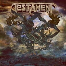 CD The Formation of Damnation Testament