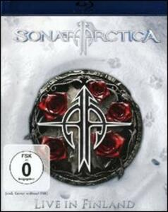 Sonata Arctica. Live in Finland (2 Blu-ray) - Blu-ray