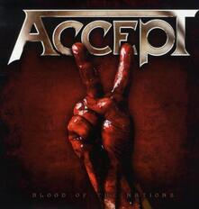 Blood of the Nations - Vinile LP di Accept