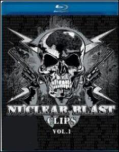 Nuclear Blast Clips Vol. 1 - Blu-ray