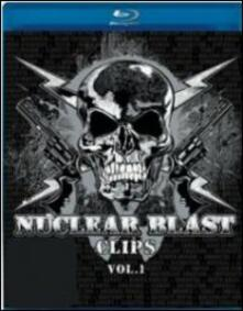 Nuclear Blast Clips Vol. 1 - Blu-ray