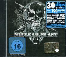 Nuclear Blast Clips Vol. 1 - DVD