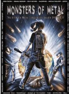 Monsters of Metal. Vol. 8 - DVD