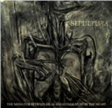 The Mediator Between the Head and Hands Must Be the Heart - Vinile LP di Sepultura