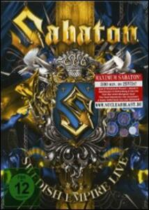 Sabaton. Swedish Empire Live (2 DVD)<span>.</span> Limited Edition - DVD