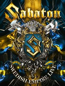Swedish Empire Live (2 DVD) - DVD