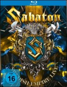 Sabaton. Swedish Empire Live (2 Blu-ray)<span>.</span> Limited Edition - Blu-ray