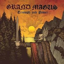 Triumph and Power - Vinile LP di Grand Magus