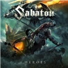 Heroes (180 gr.) - Vinile LP di Sabaton