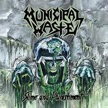 Slime and Punishment - CD Audio di Municipal Waste