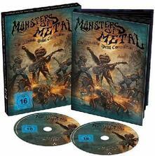 Monsters of Metal. Vol. 9 (DVD + Blu-ray)