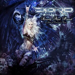 Doro. Strong and Proud. 30 Years Of Rock And Metal (3 DVD) - DVD