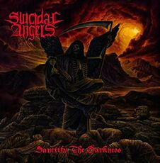 CD Sanctify the Darkness Suicidal Angels
